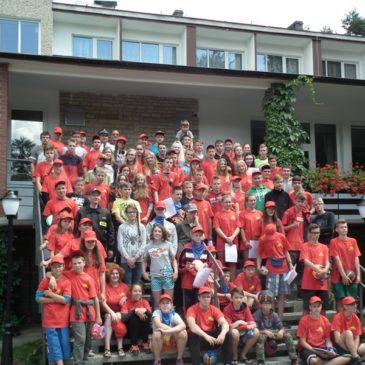 Obóz szkoleniowo – wypoczynkowy dla członków Młodzieżowych Drużyn Pożarniczych Ochotniczych Straży Pożarnych woj. opolskiego