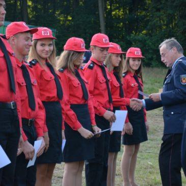 17 Landeszeltlager 2015 w Wolfshagen