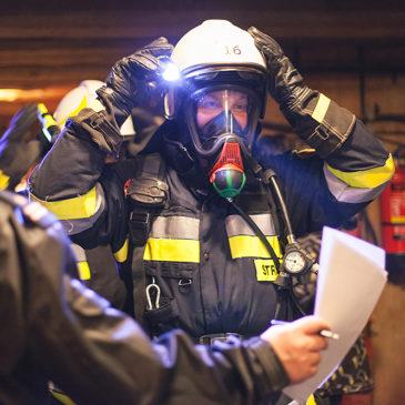 VII Barbórkowy Turniej Strażaków i Ratowników