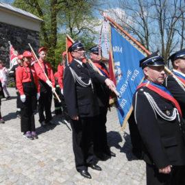 XXI Pielgrzymka Strażaków Województwa Opolskiego i Śląskiego na Górę Świętej Anny
