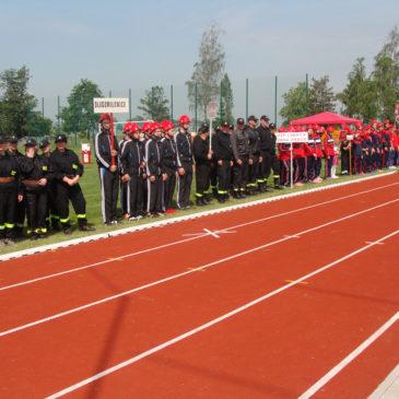Wojewódzkie zawody sportowo-pożarnicze MDP wg regulaminu CTIF