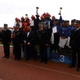 Wojewódzkie Zawody Sportowo-Pożarnicze Młodzieżowych Drużyn Pożarniczych  startujących według regulaminu CTIF i OSP
