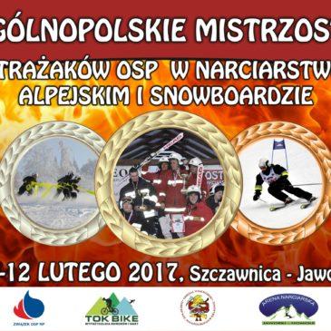 V Ogólnopolskie Mistrzostwa Strażaków OSP w Narciarstwie Alpejskim i Snowboardzie