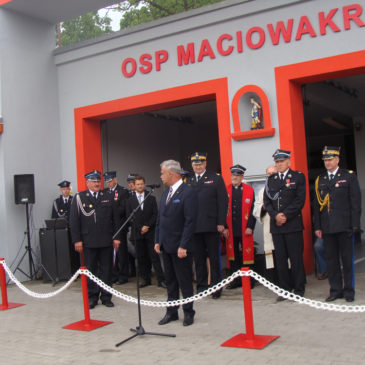 Wojewódzkie Obchody Dnia Strażaka