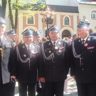 XX Pielgrzymka Strażaków Województwa Opolskiego i Śląskiego na Górę Świętej Anny