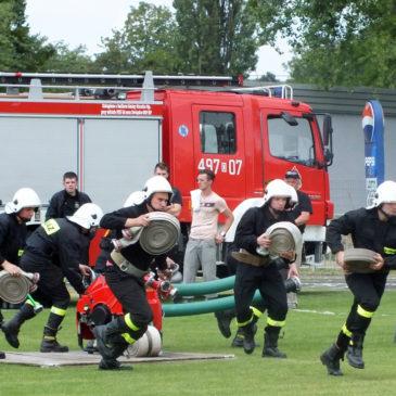 Miejsko – Gminne Zawody Sportowo – Pożarnicze