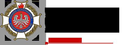 Logo Związku Ochotniczych Straży Pożarnych Rzeczypospolitej Polskiej
