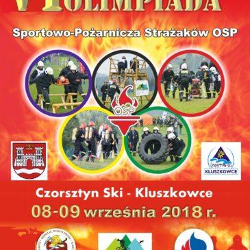VI Ogólnopolska Olimpiada Sportowo-Pożarnicza Strażaków OSP