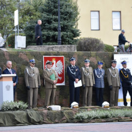 Obchody 100 Rocznicy Odzyskania przez Polskę Niepodległości w Oleśnie