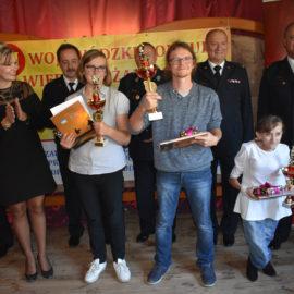 XI Wojewódzki Konkurs Wiedzy Pożarniczej Osób Niepełnosprawnych