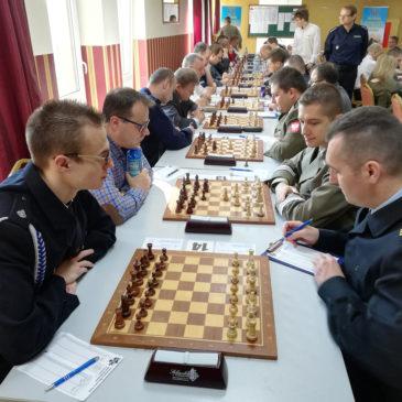 XVIII Indywidualne Mistrzostwa Polski Służb Mundurowych w Szachach