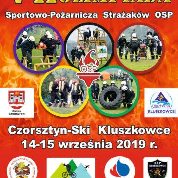 VII Ogólnopolska Olimpiada Sportowo-Pożarnicza Strażaków OSP